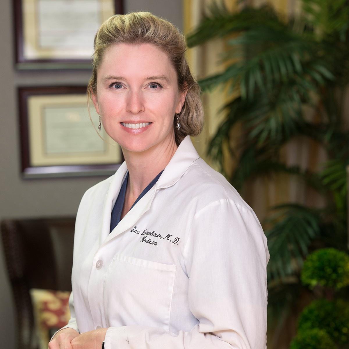 Dr Sara Wasserbauer