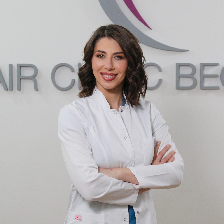 Dr Elena Arsova