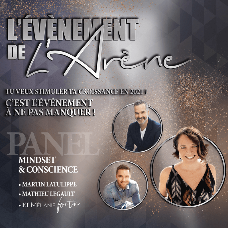 Panel Mindset et conscience