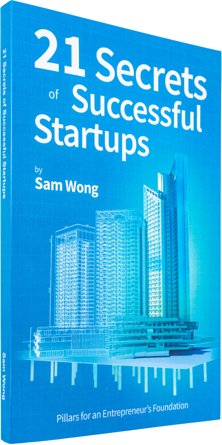 21 Secrets of Successful Startups Cover