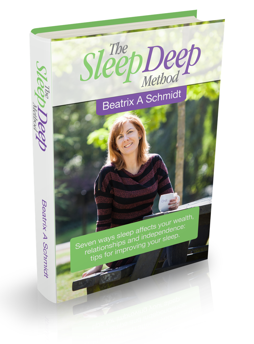 The Sleep Deep Method® by Beatrix A Schmidt