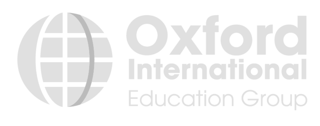 Oxford International light grey logo links to Oxford International website