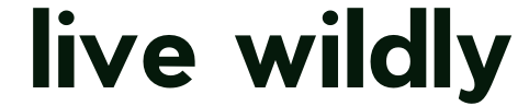 Live Wildly Co logo