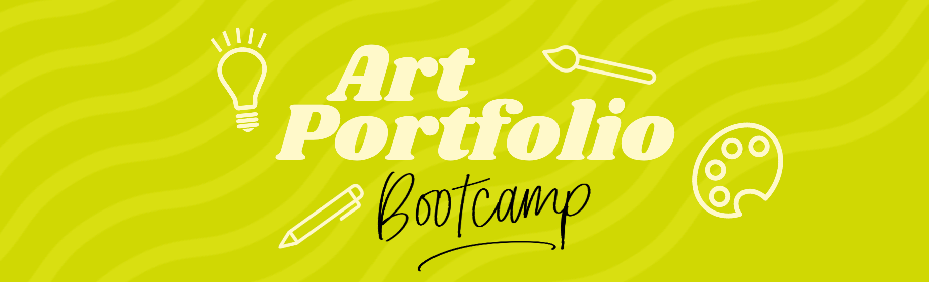 Art Portfolio Bootcamp