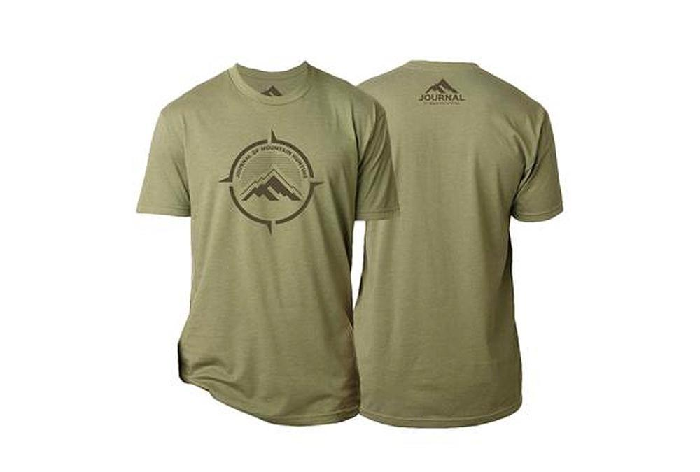 Journal of Mountain Hunting T-Shirt