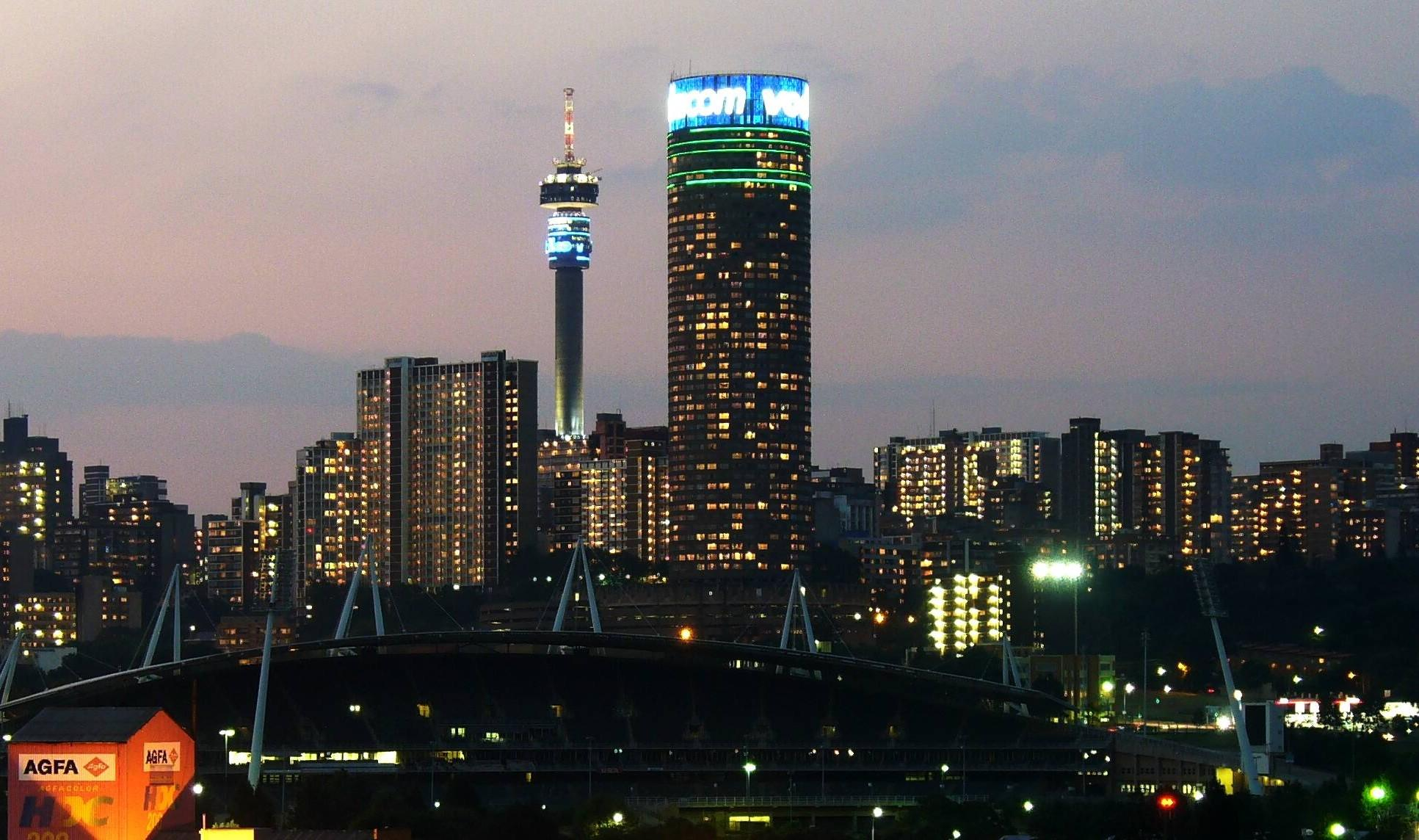 Metropolis area in South Africa where a People Builders office is also located.
