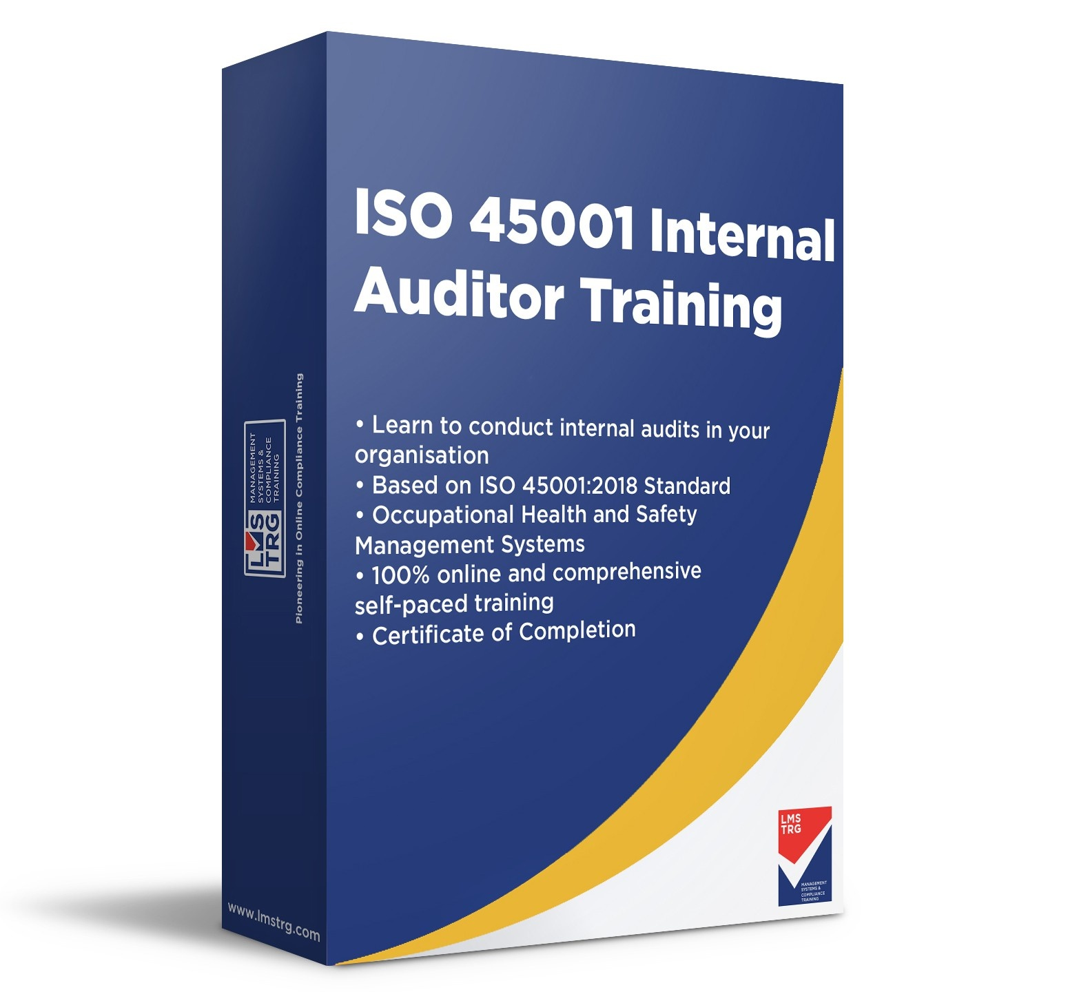ISO 45001:2018 OH&S Internal Auditor Training