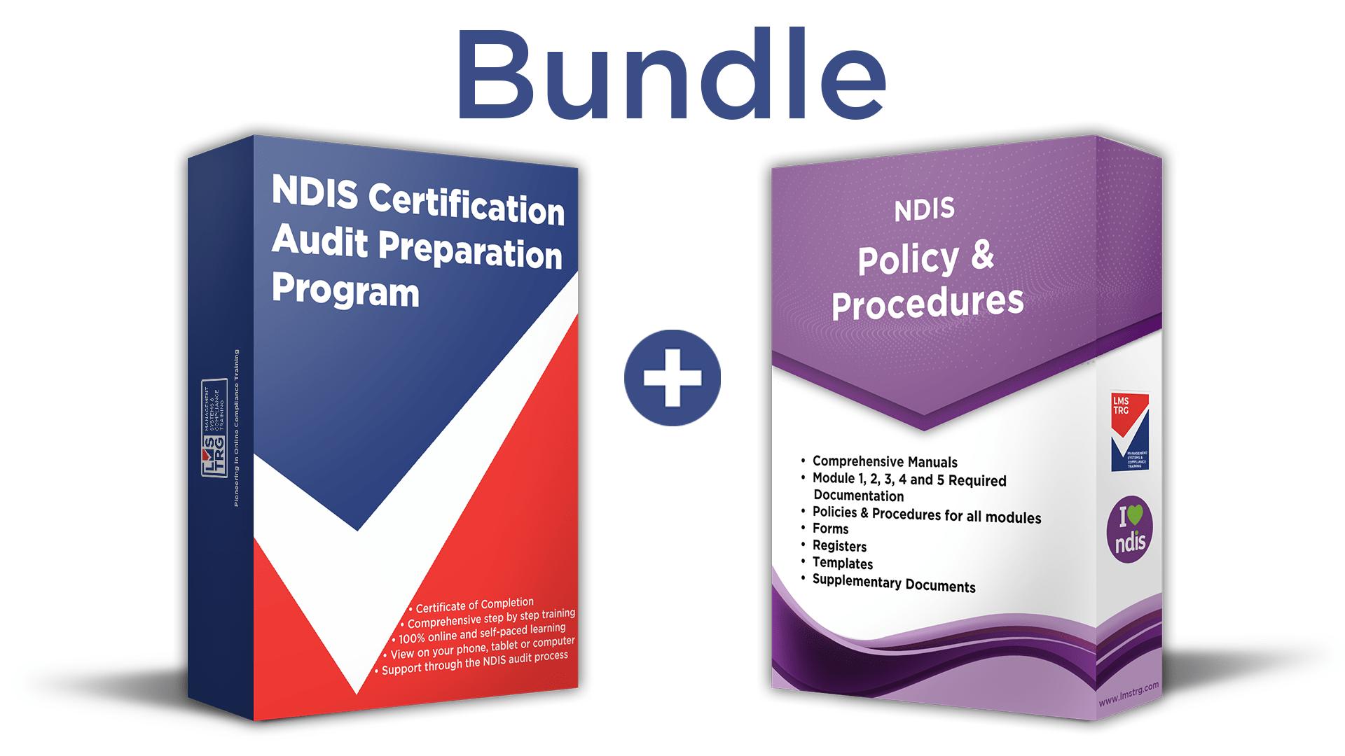 NDIS High Risk Modules Bundle