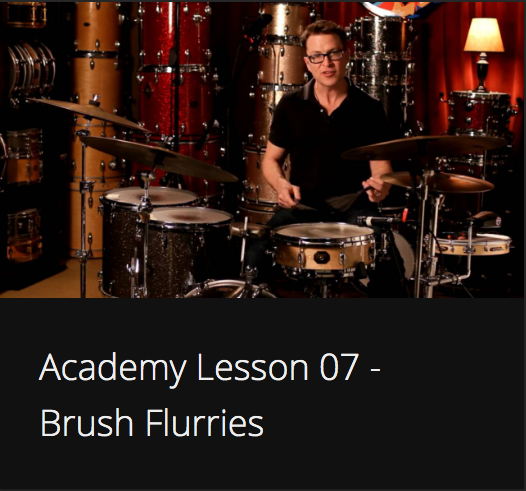 Academy Lesson 7 - Brush Flurries
