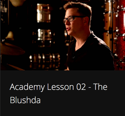 Academy Lesson 2 - The Blushda