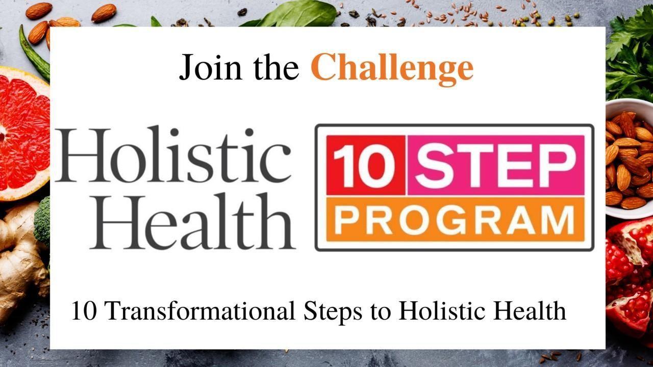 Holistic Health Educators Lifestyle Challenge