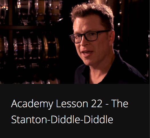 Academy Lesson 22 - The Stanton-Diddle-Diddle