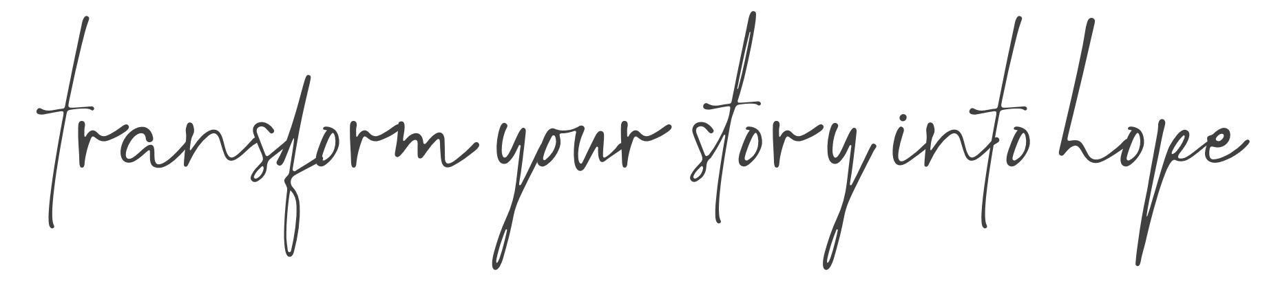 To tell your story, you need...