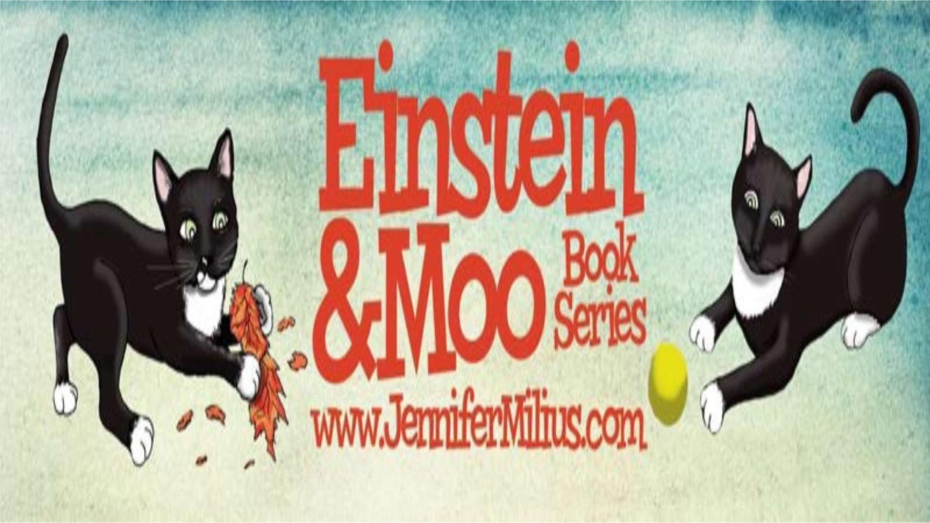 Einstein and Moo Children's Book Series