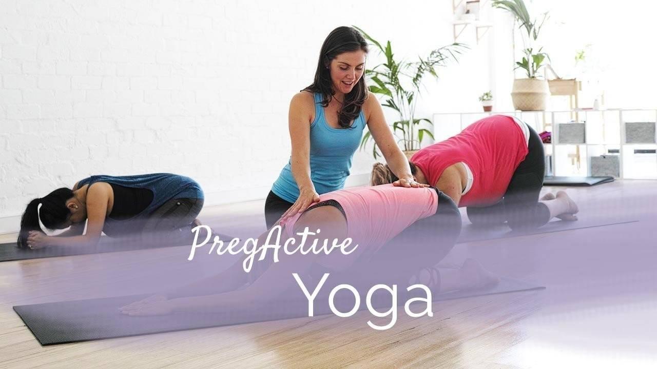 Pregnancy Yoga Online