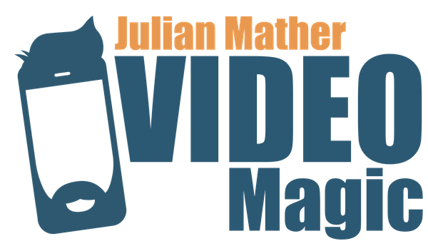 Video Magic with Julian Mather GO Video Training for Business SME Organisations Government