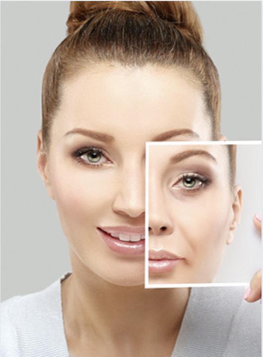 eyelash extension tint eyebrow