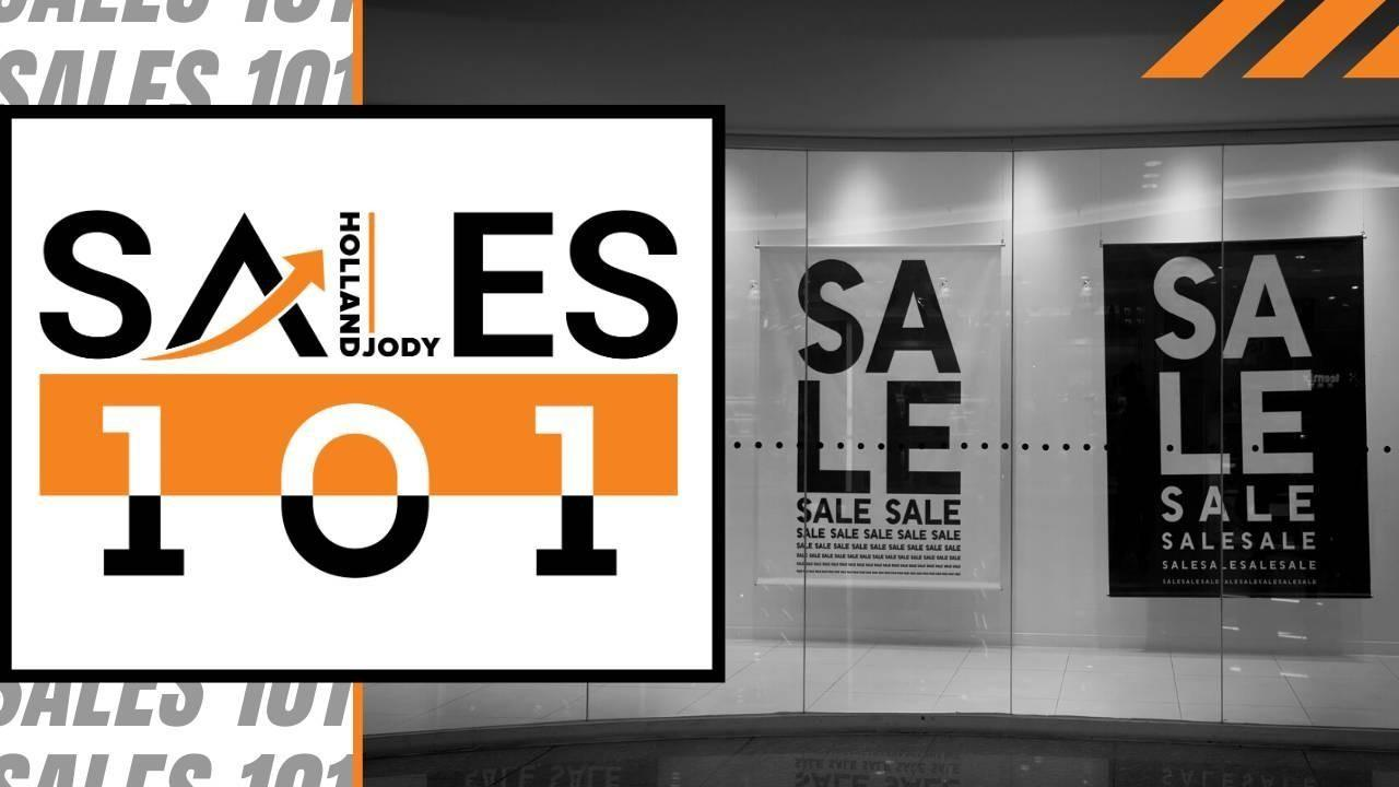 Sales 101 Logo