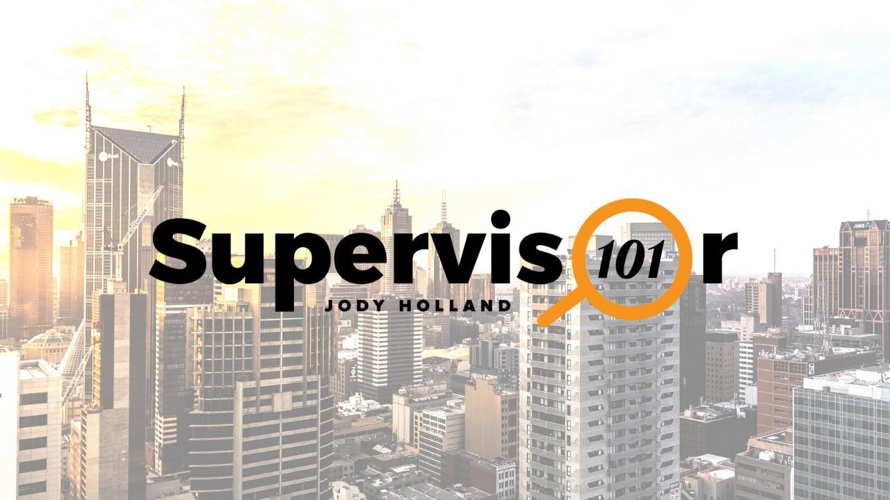 Supervisor 101 Logo