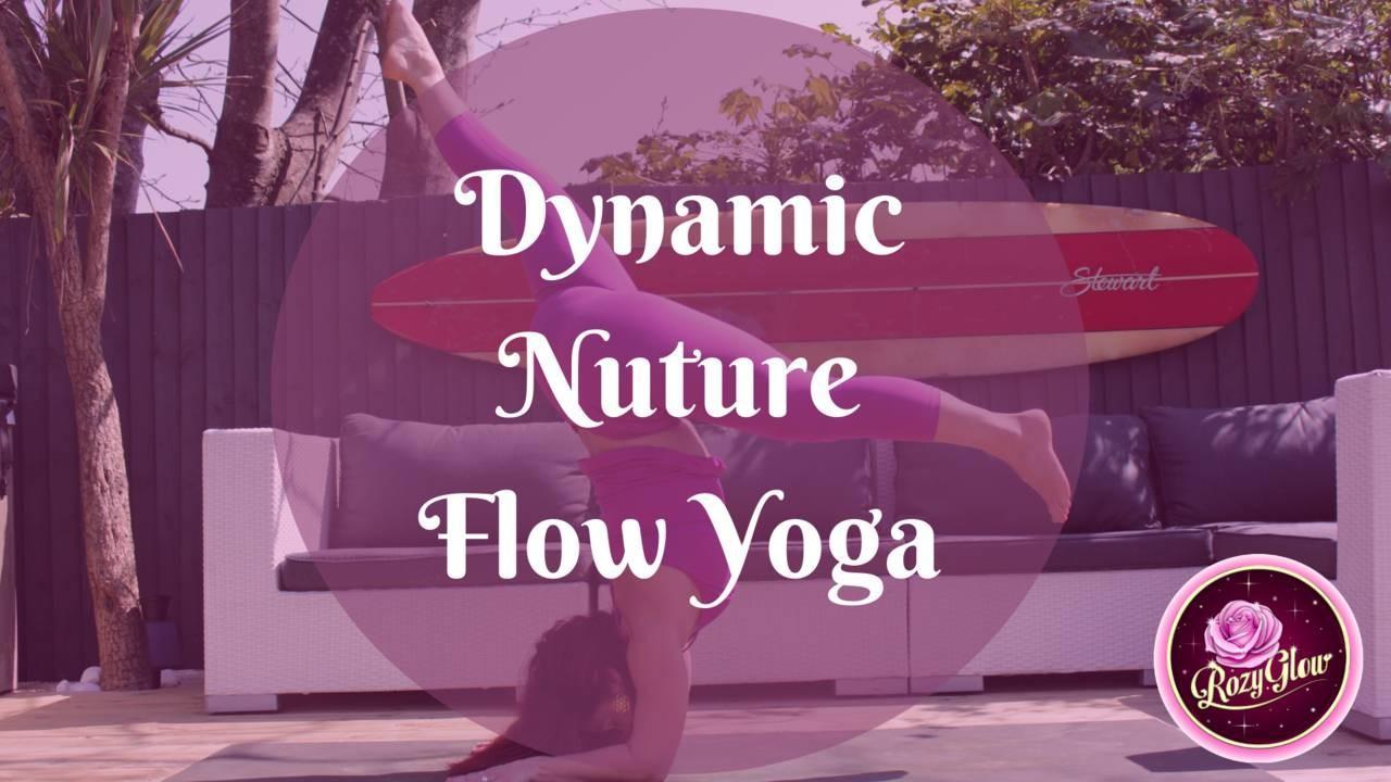 online therapeutic vinyasa yoga
