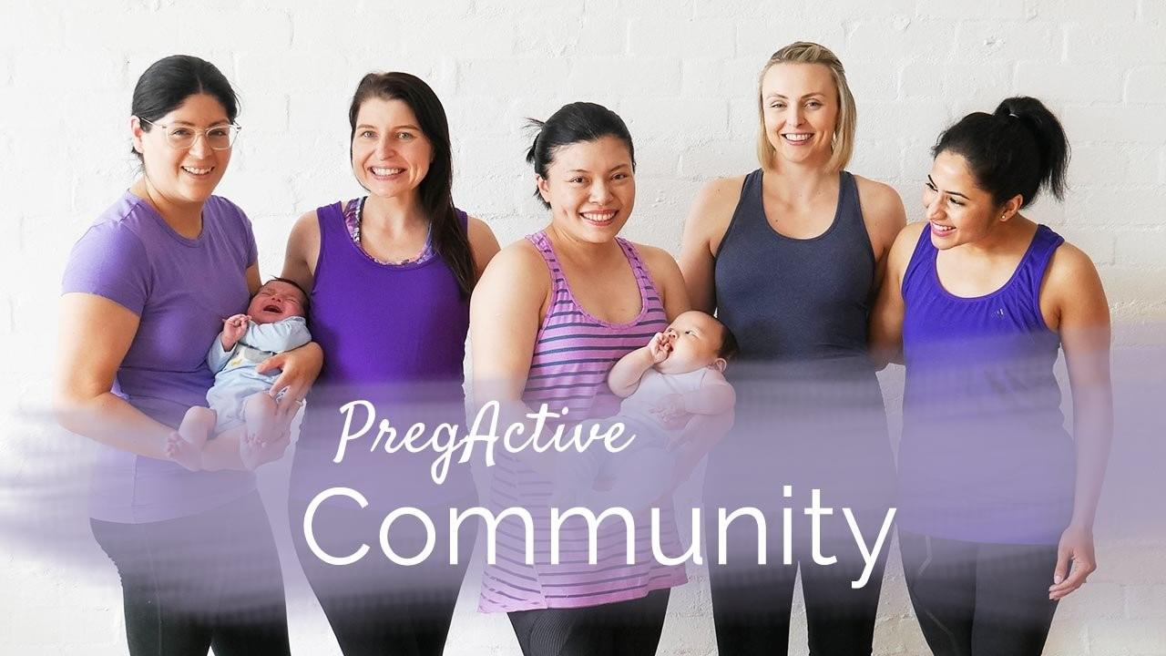 Get the Pregnancy Fitness Plan that Mamas are Raving About