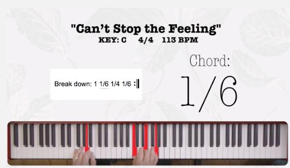 Online Piano Details