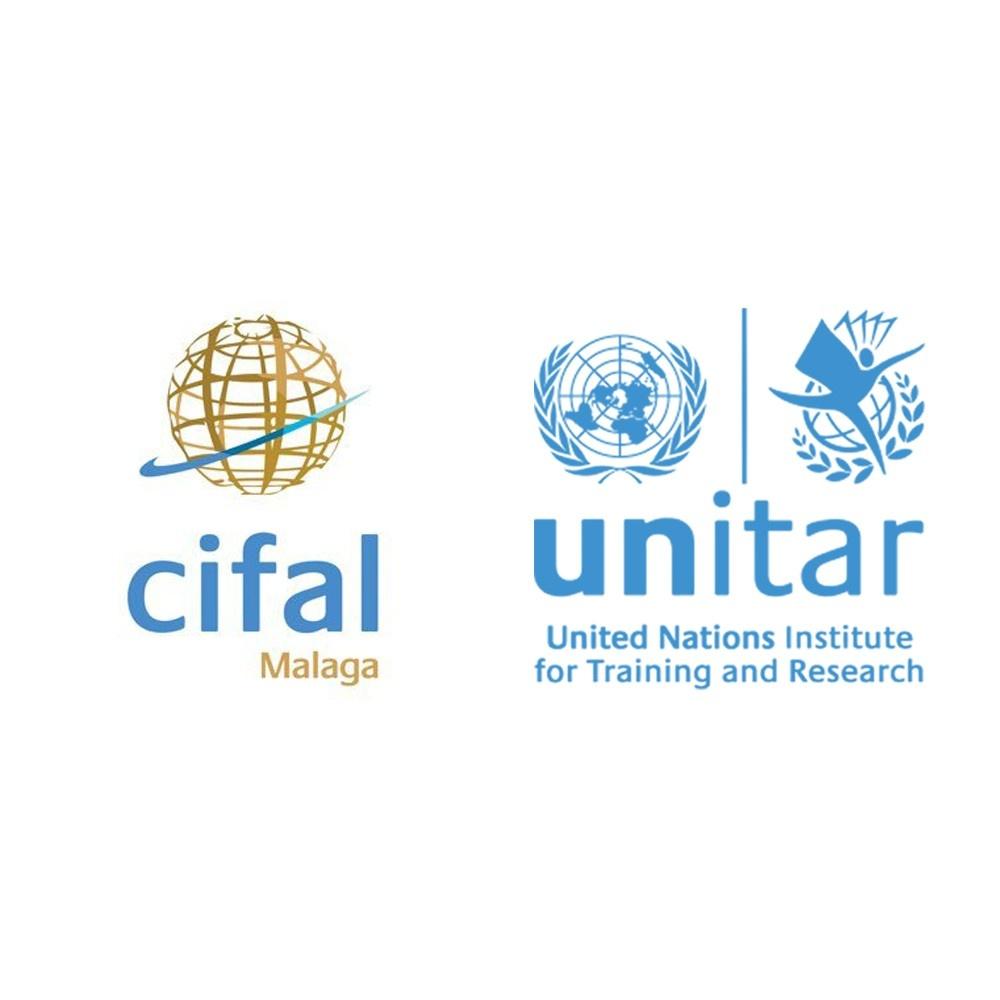 Certificado expedido por Naciones Unidas Blockchain finalización