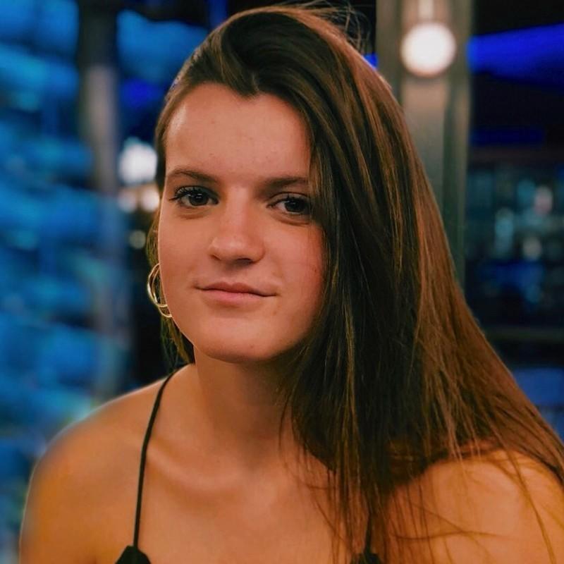 Martina Merry del Val estudiante de LEINN