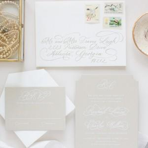 Wedding Invitations by Banter and Charm