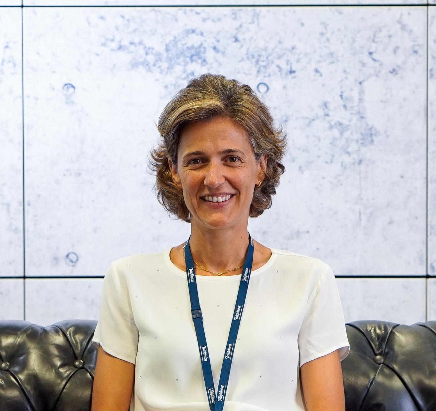 Arancha Diaz-Lladó Director of Sustainable Innovation en Telefónica