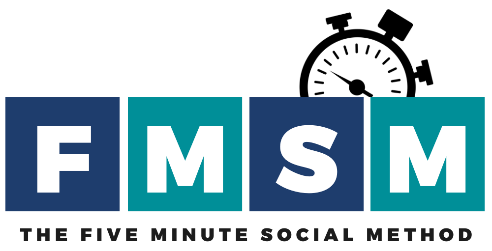 Five Minute Social Method