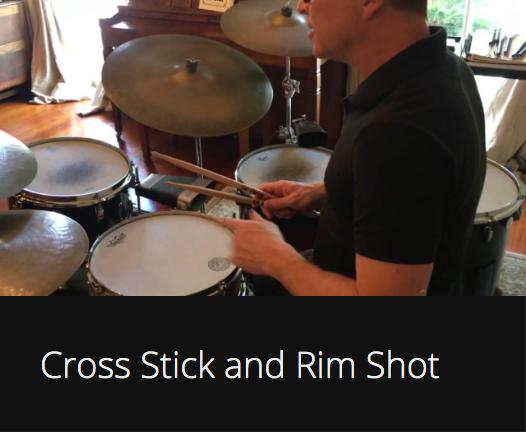 Cross Stick and Rim Shot