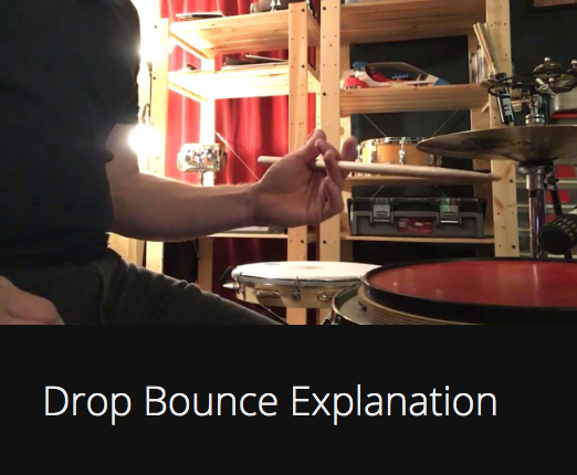 Drop Bounce Explanation