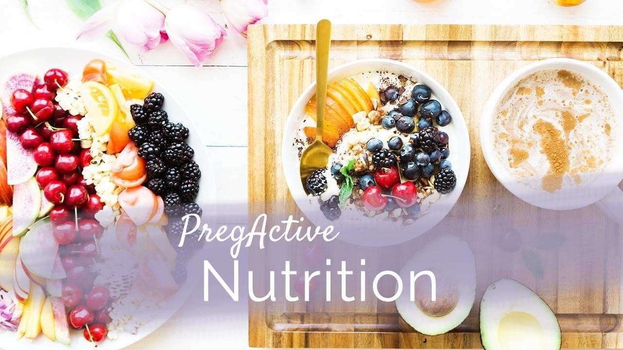 Prenatal and Postpartum Nutrition