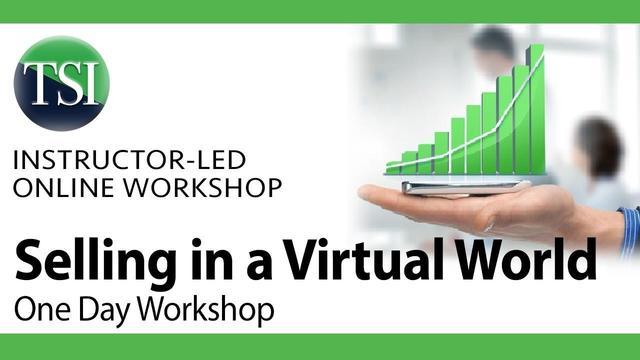 Virtual Sellling Skills Class