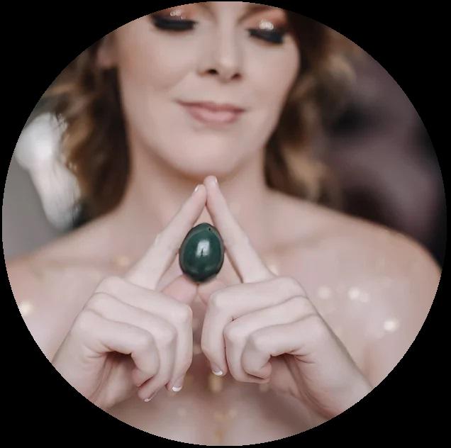 Jade egg