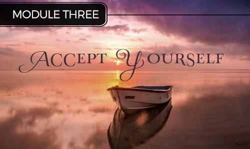 Authentic Living - Accept Yourself