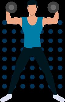 Workout Programs for Men by David Grisaffi