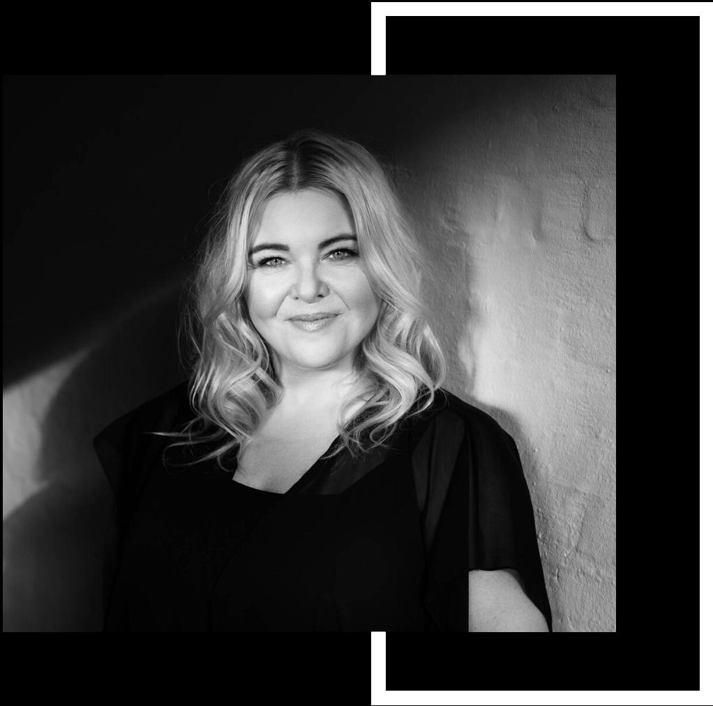 Rikke Kjelgaard - motivational speaker
