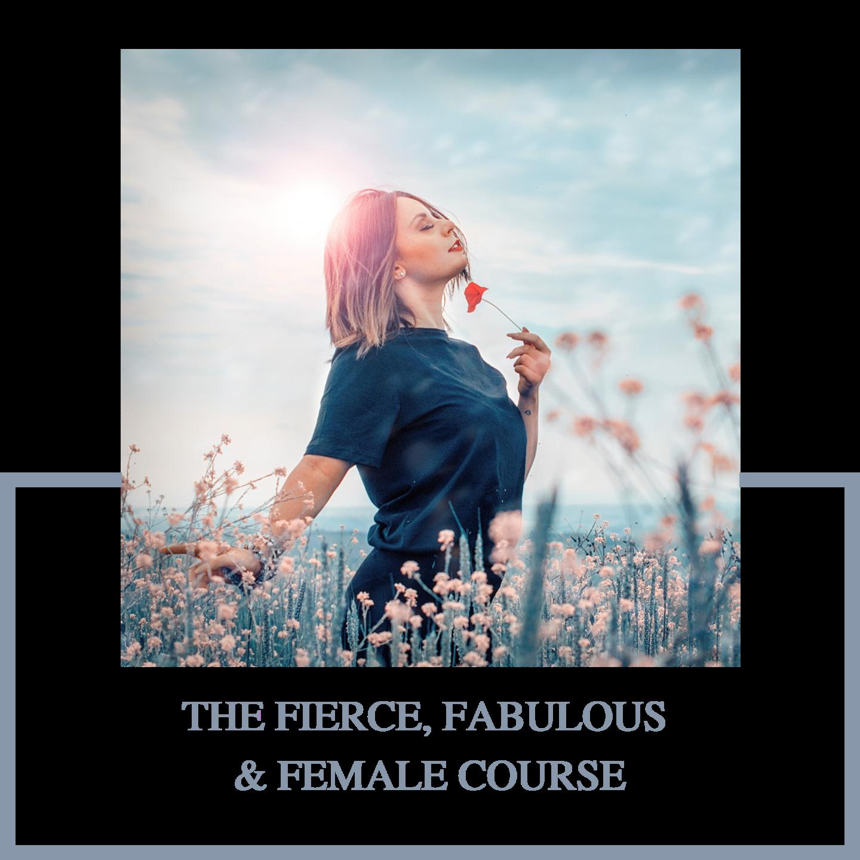 The fierce, fabulous and female course by Rikke Kjelgaard