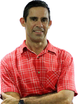 Paul Bounty - Physiotherapist