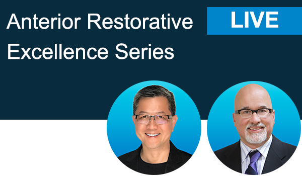 Anterior Restorative Excellence Series : Drs. Margeas and Chan