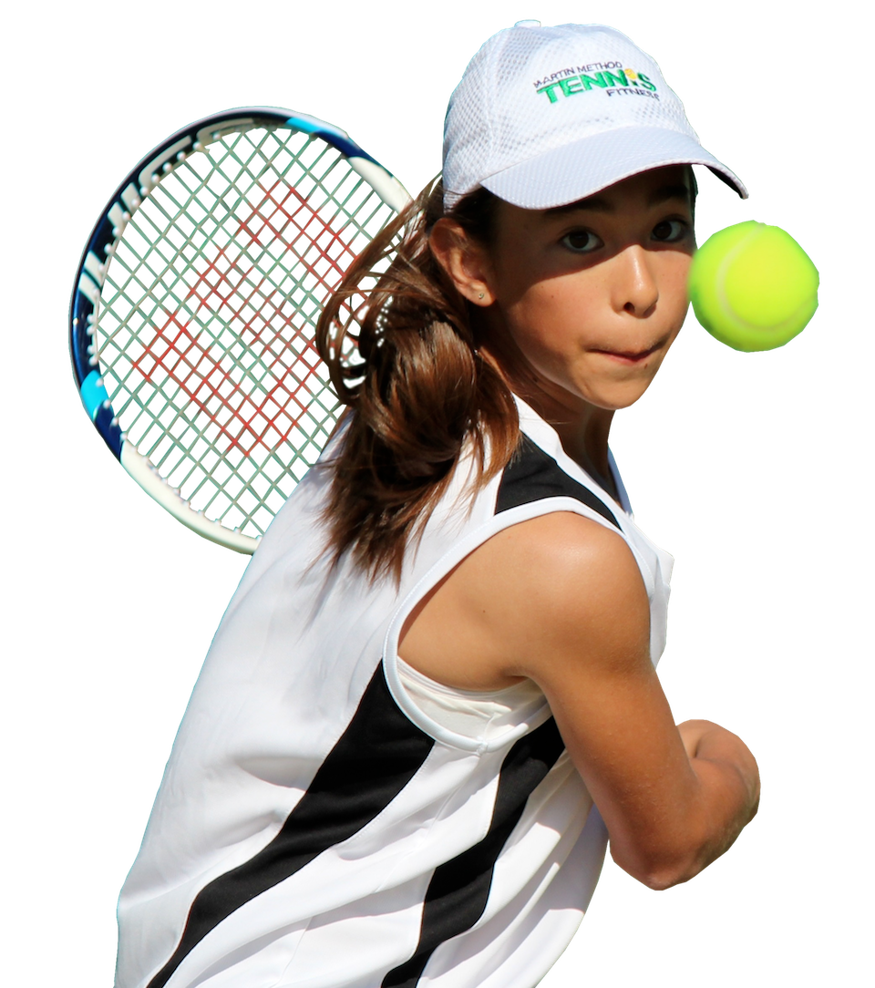 IMAGE OF TENNIS TRAINING FOR KIDS