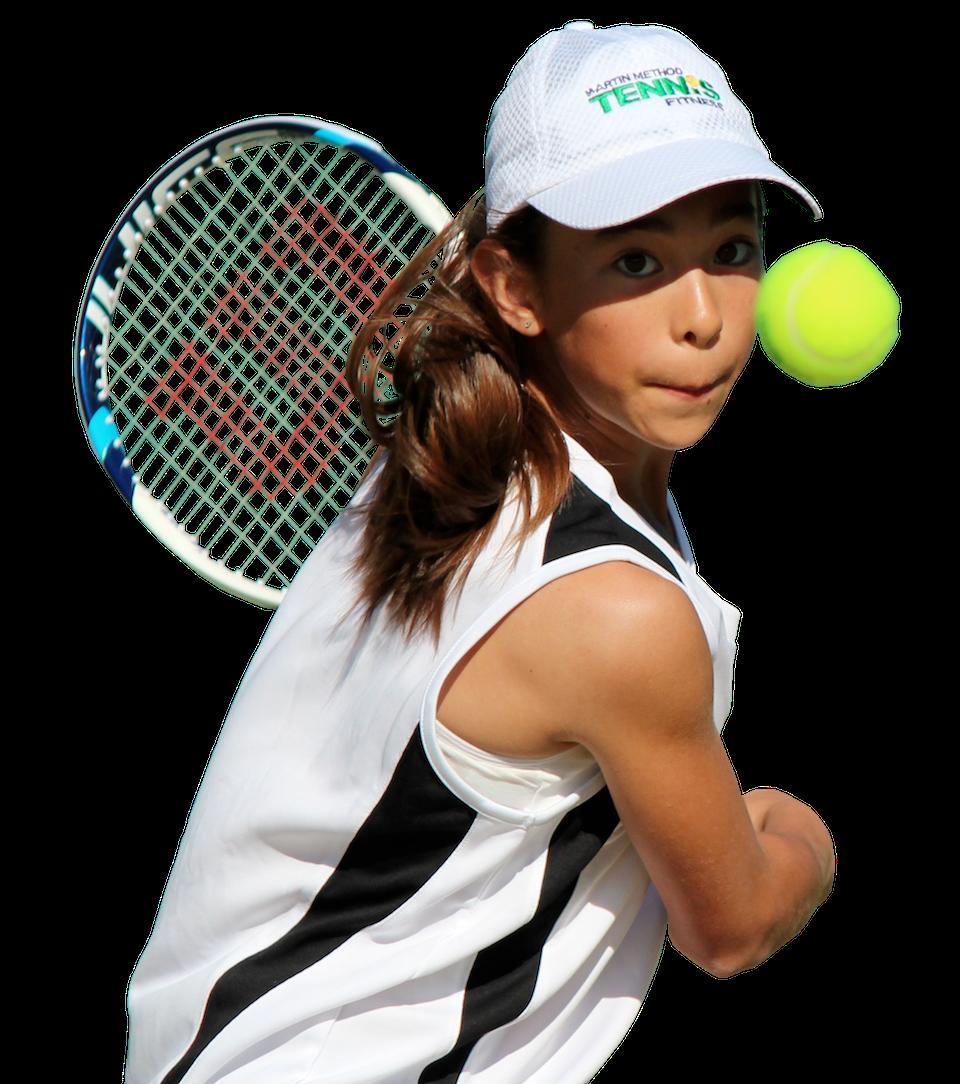 Tennis Fitness for Kids Program