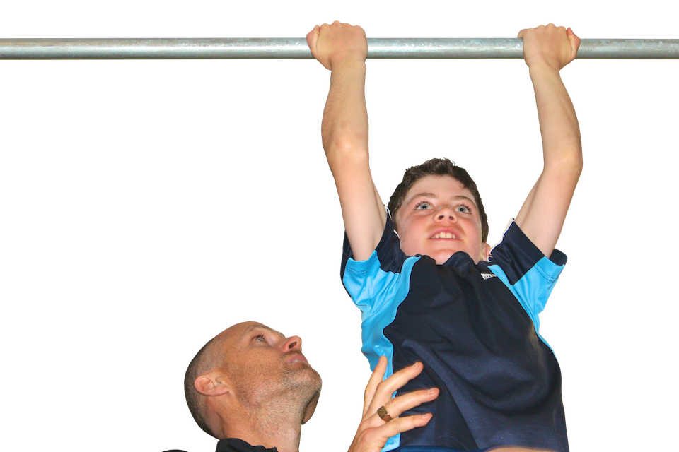 IMAGE OF TENNIS STRENGTH FOR KIDS