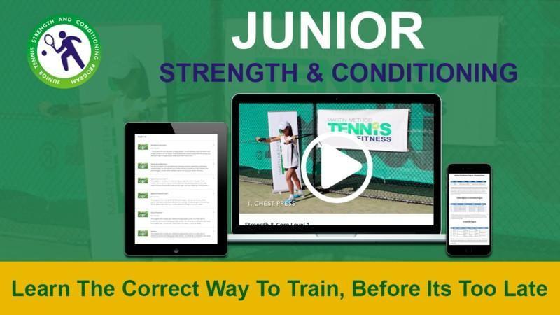JUNIOR STRENGTH & CONDITIONING PROGRAM