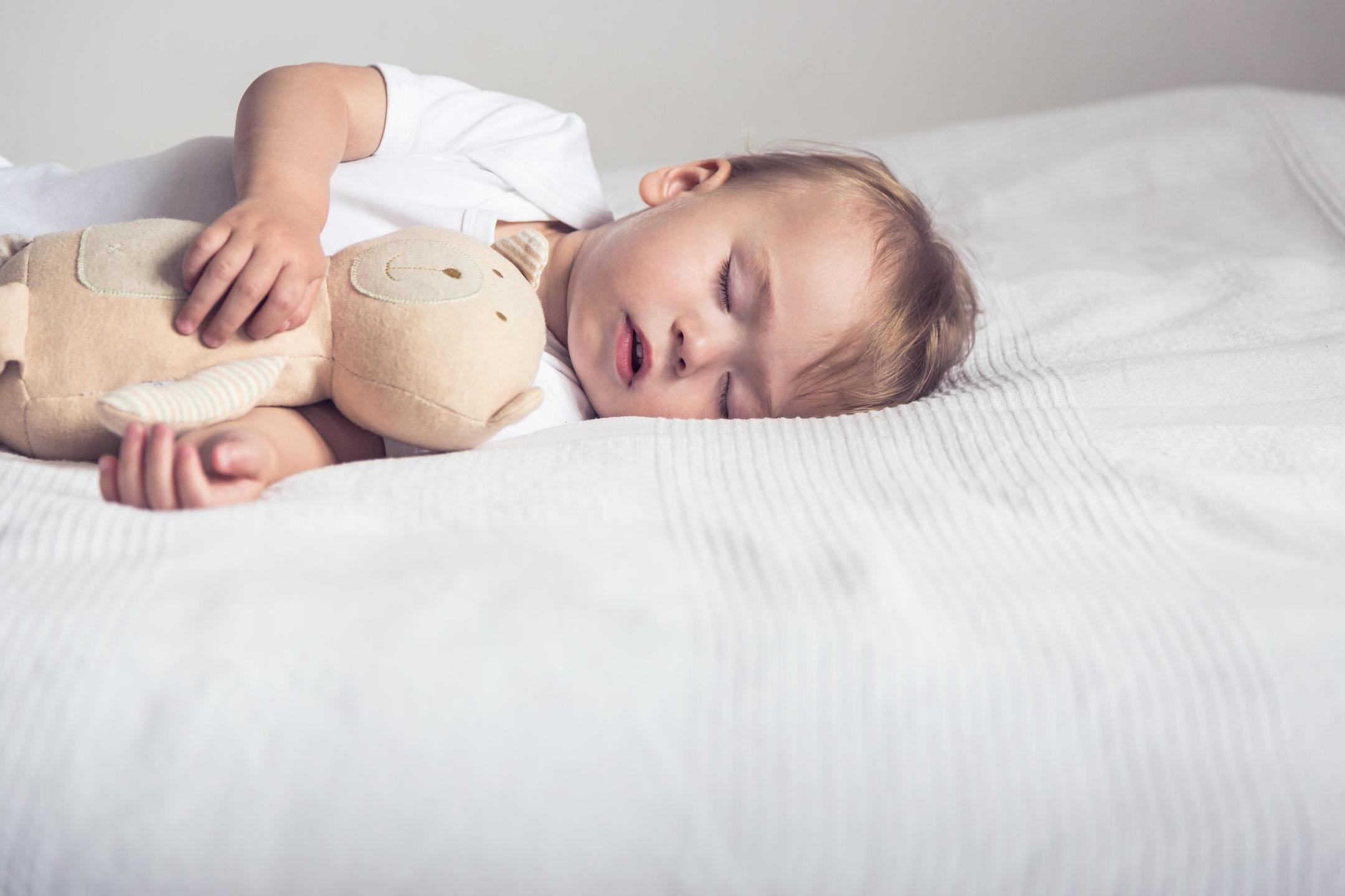 sleep training toddlers