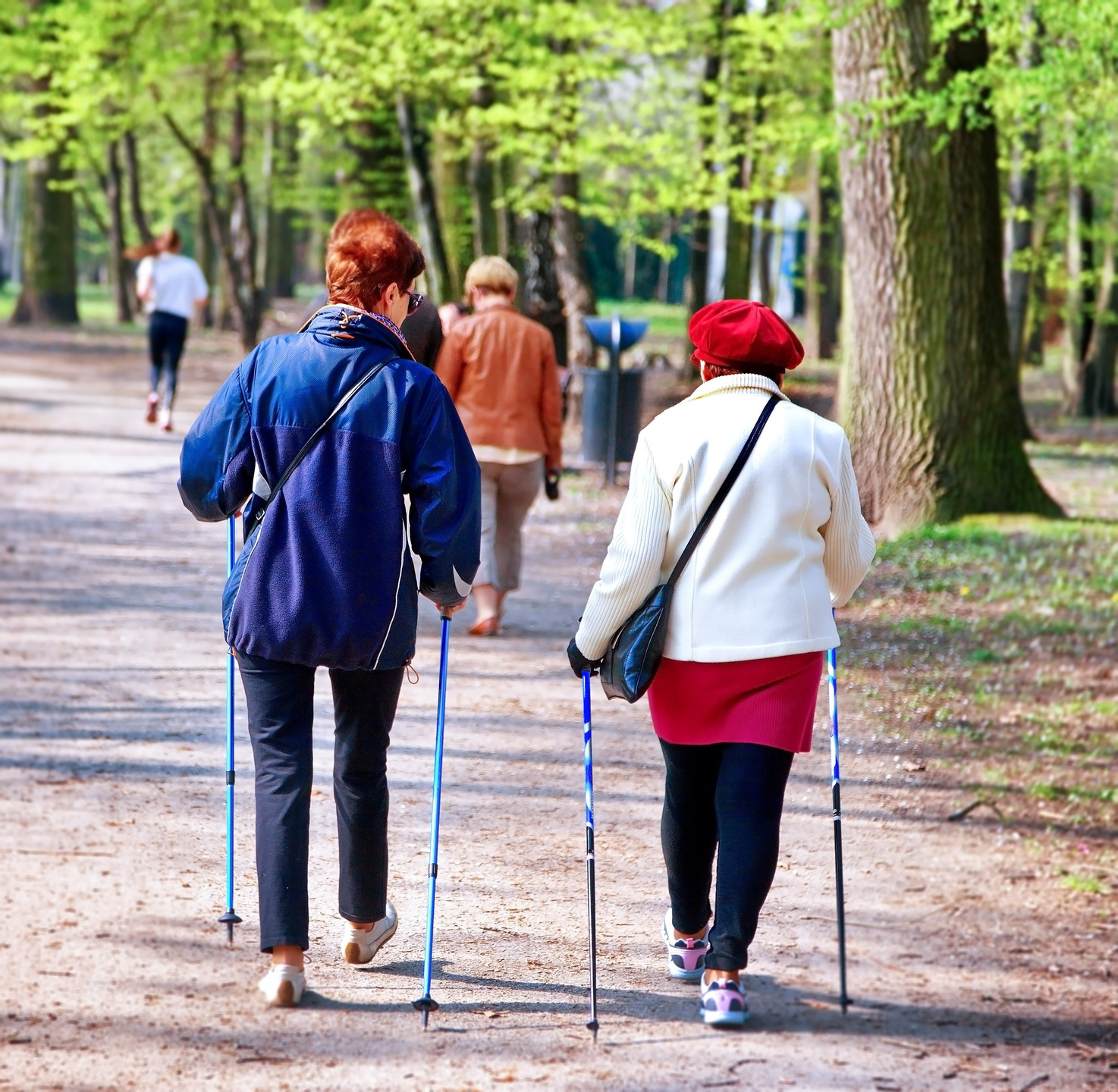 Nordic Walking by Nordic Body and Malin Svensson