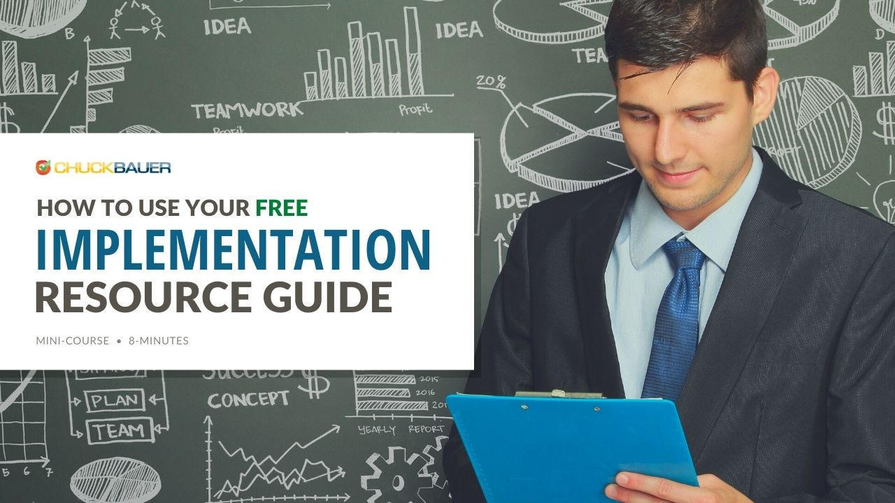 How to Use Your Implementation Resource Guide
