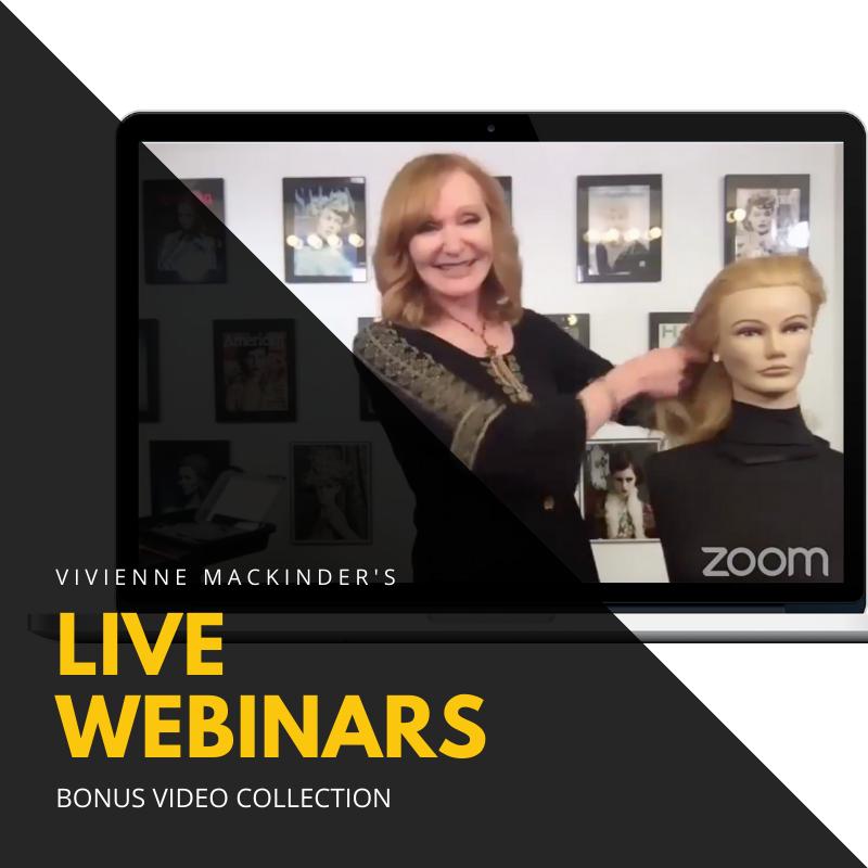 vivienne mackinder's live webinars archived video collection